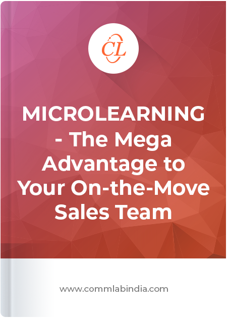 Microlearning - The Mega Advantage to Your On-the-Move Sales Team