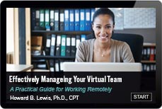 Effectively Managing Your Virtual Team