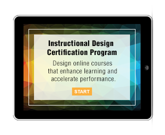 Instructional Design Certification Program