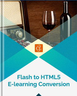 Flash to HTML5 E-learning Conversion: The 4 'R's That Matter