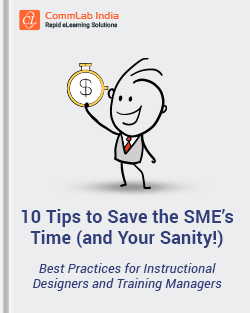 10 Tips to Save the SME's Time (and Your Sanity!)