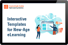 Interactive Templates for New-Age eLearning