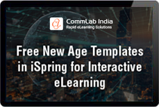 Free New Age Templates in iSpring for Interactive eLearning