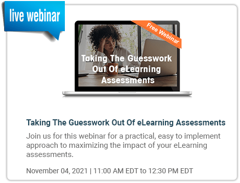 Taking the Guesswork out of eLearning Assessments