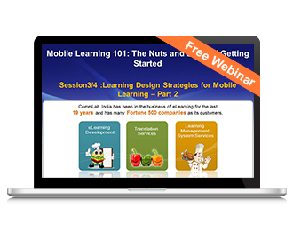 Free Webinar: Learning Design Strategies for Mobile Learning - Part 2